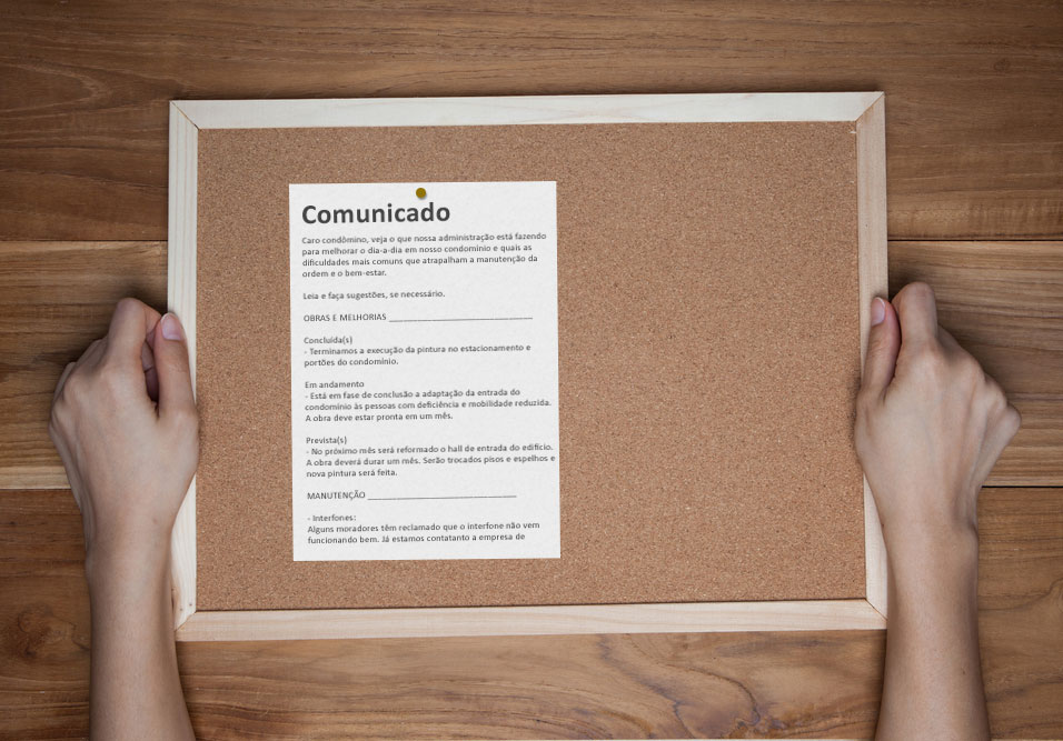 Documento mensal ajuda a manter gestão mais transparente e poupa desgaste do síndico