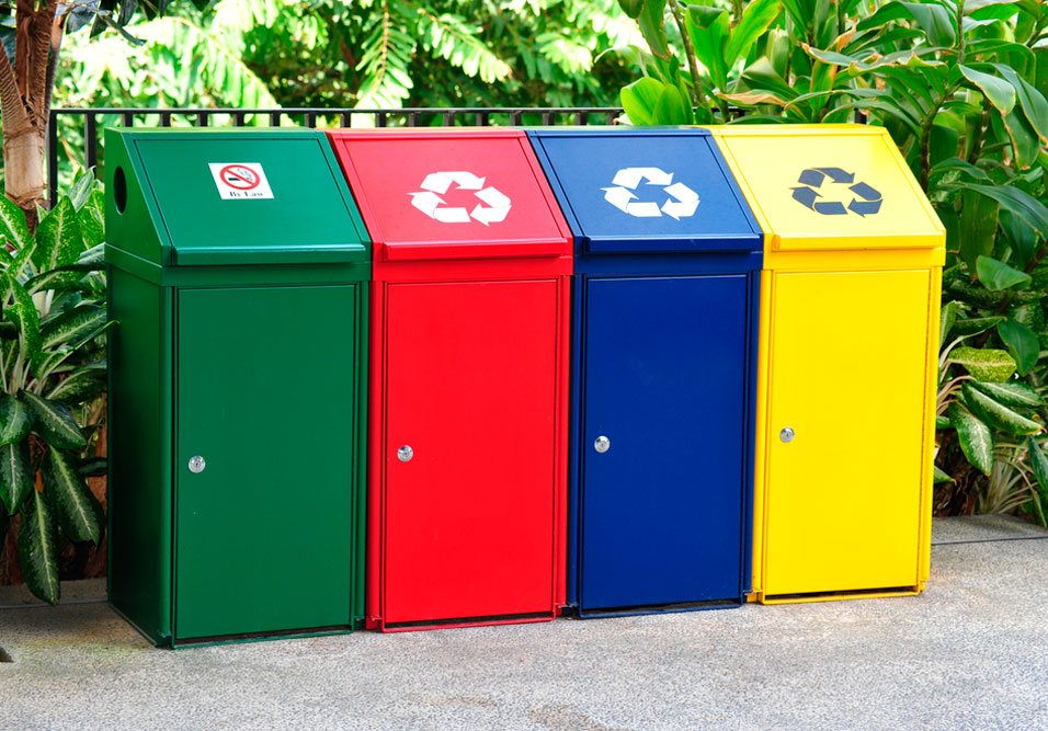 Veja a seguir o que se recicla (ou não) de cada material