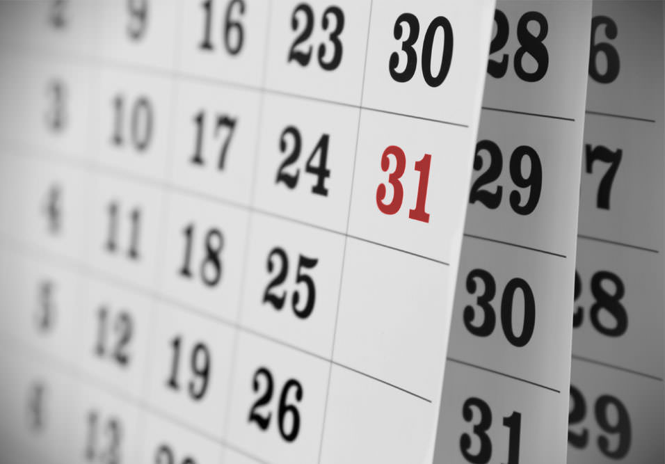 Saiba qual é o mês mais adequado para cada tipo de demanda do condomínio
