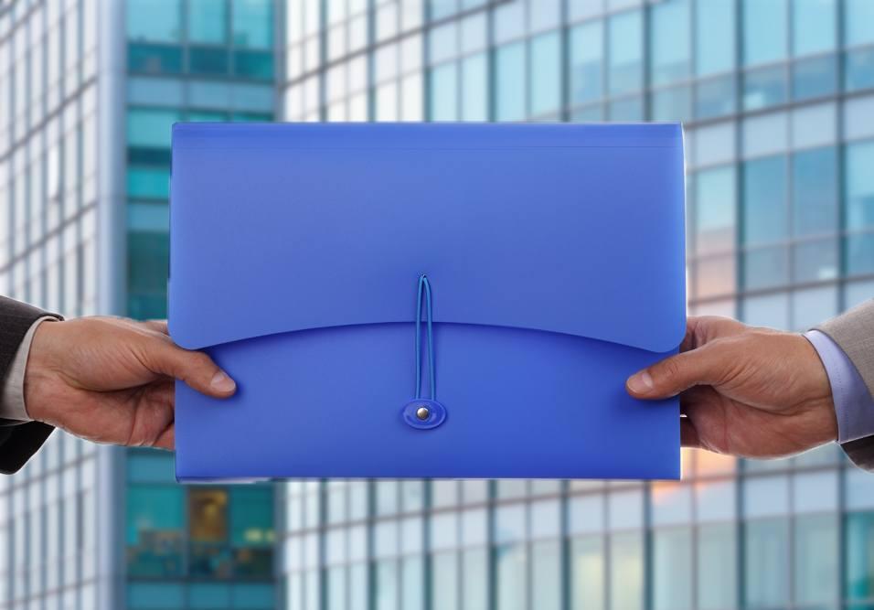 Documentos e procedimentos necessários para trocas de gestão