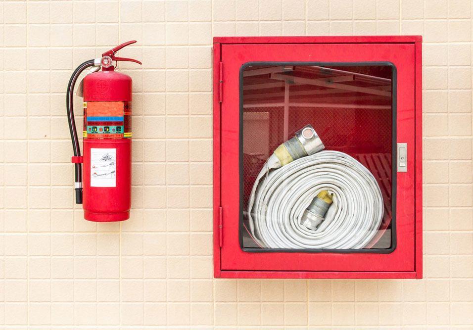 Guia sobre prevenção e combate a incêndios