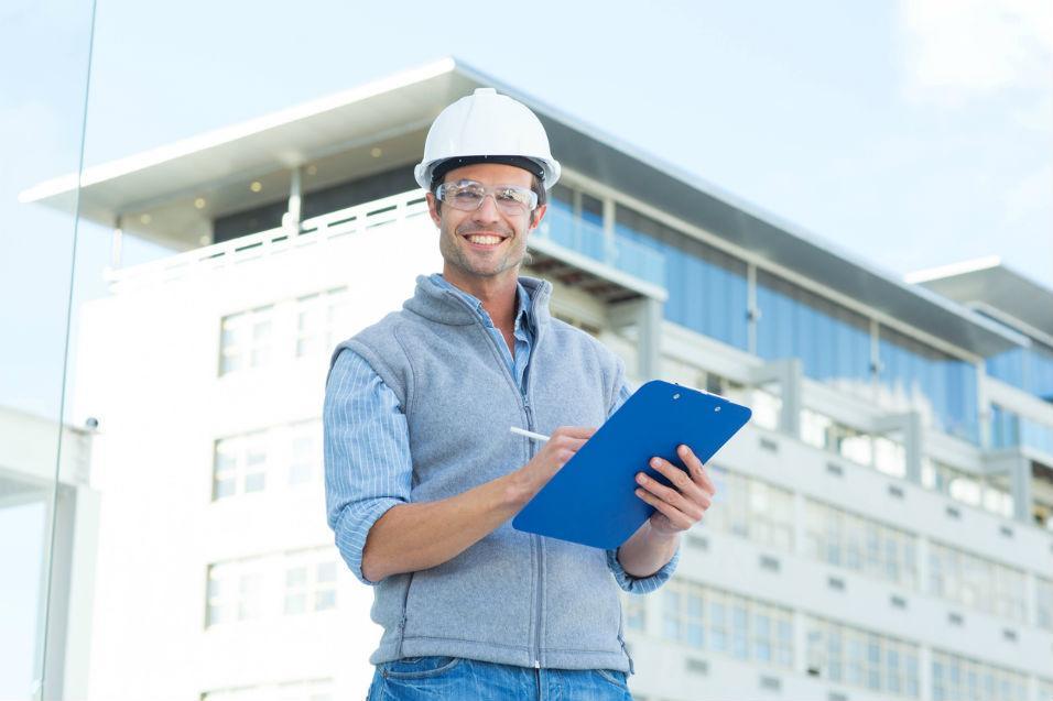 Formulário para checagem de rotina da estrutura do prédio