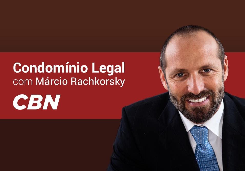 Márcio Rachkorsky da conselhos e opiniões sobre a vida em condomínio