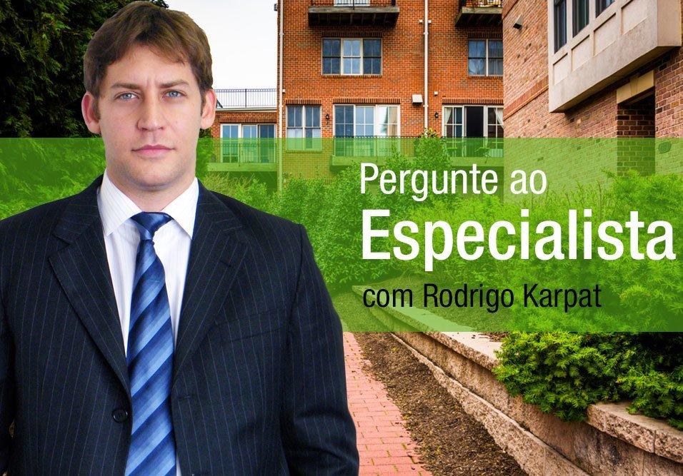 Rodrigo Karpat também comenta essa semana sobre barulho e condomínio alagado