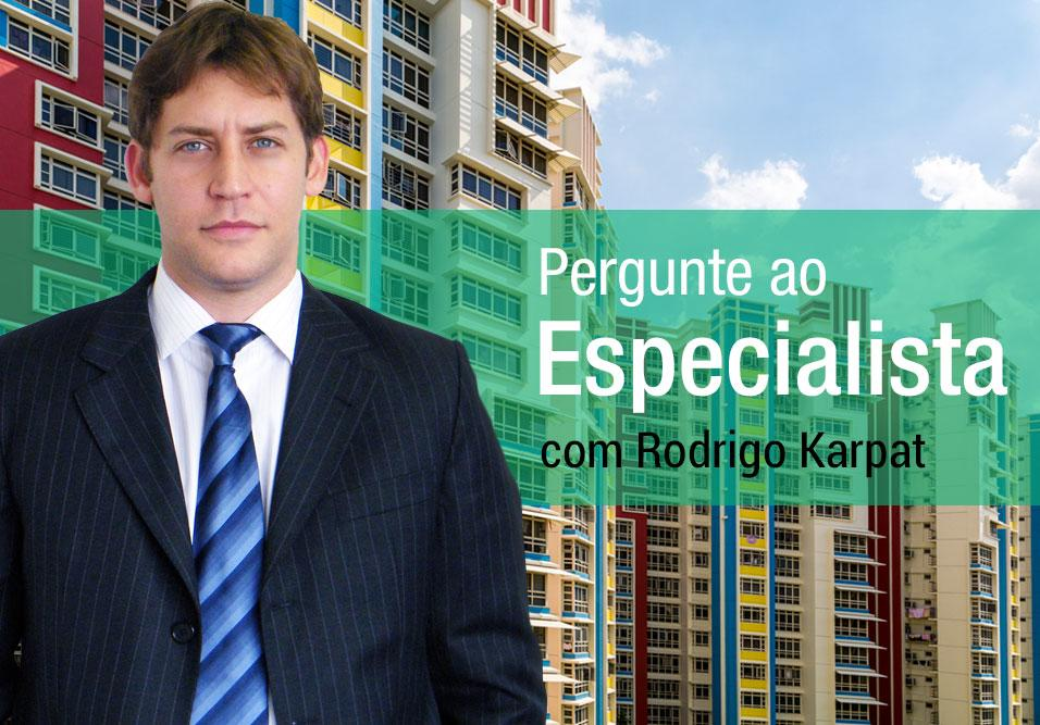 Essa semana, Rodrigo Karpat fala sobre reparo de interfone, cota extra e vagas de garagem