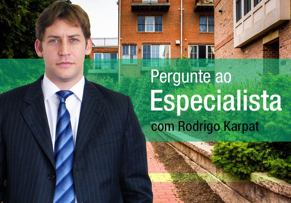 Rodrigo Karpat também tira suas dúvidas sobre taxa de mudança e recolhimento de INSS