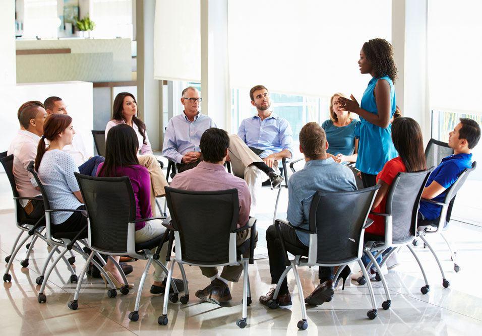 Dicas e prodecimentos para o início da reunião