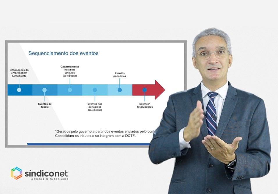 Vídeo-aula explica como condomínios devem se preparar para o envio das informações