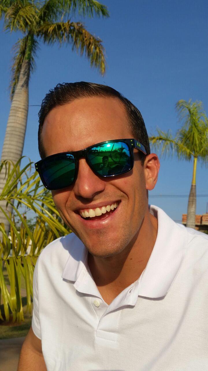 Aluno Nicolas Brognaro Arantes