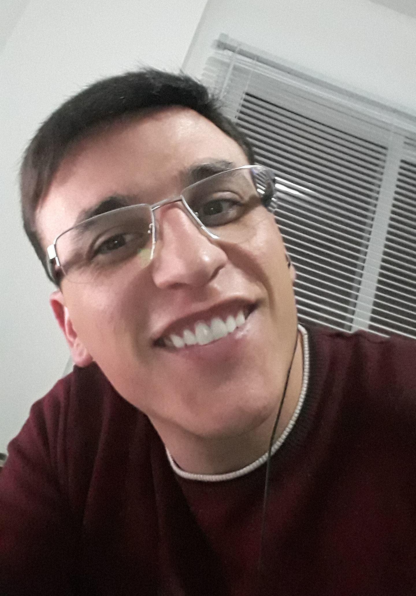 Aluno Rafael Gonçalves de Almeida
