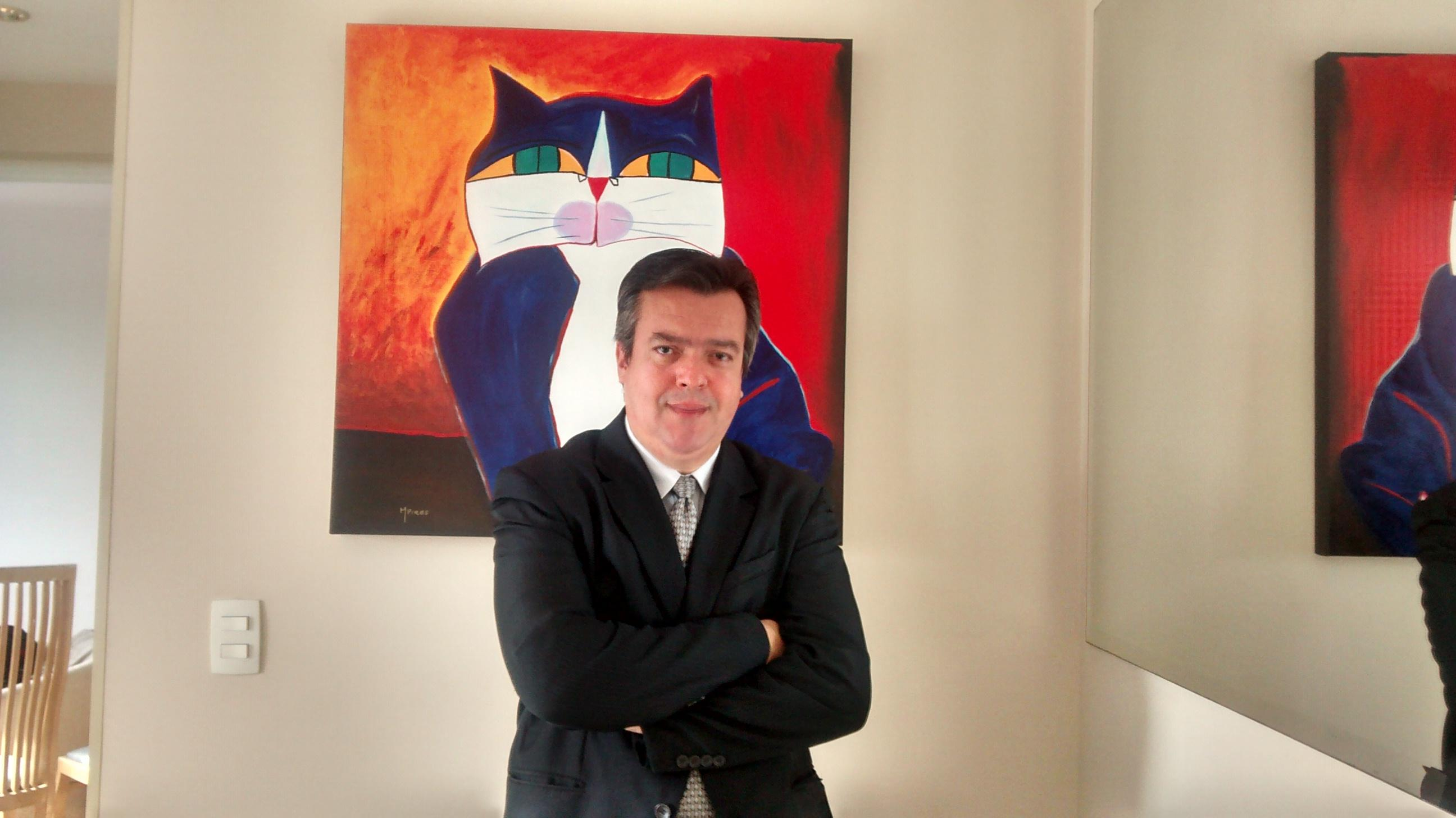 Aluno Ricardo Augusto de Moura