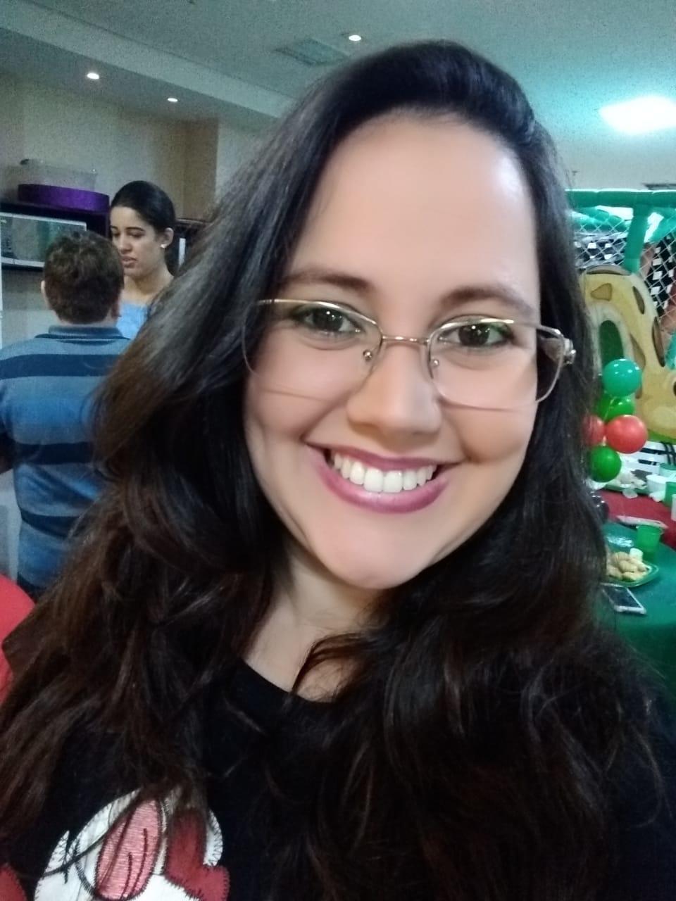 Aluno Aline de França Rodrigues Ferreira