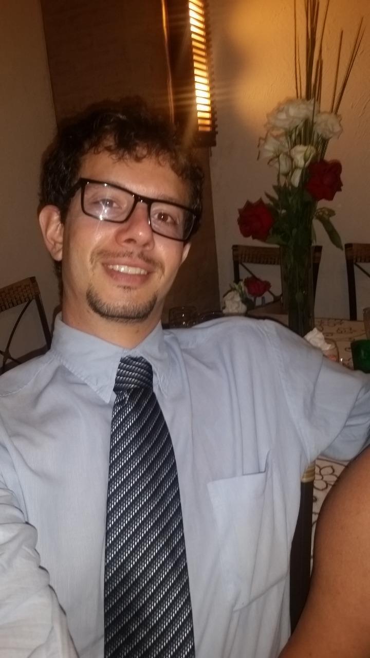 Aluno Sergio Denis Luis