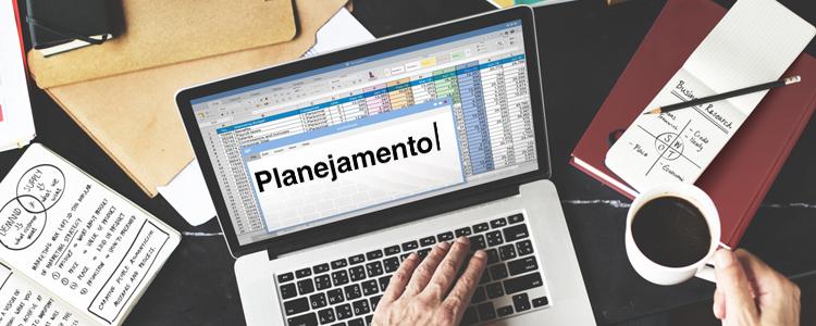 Módulo Planejamento e gerenciamento