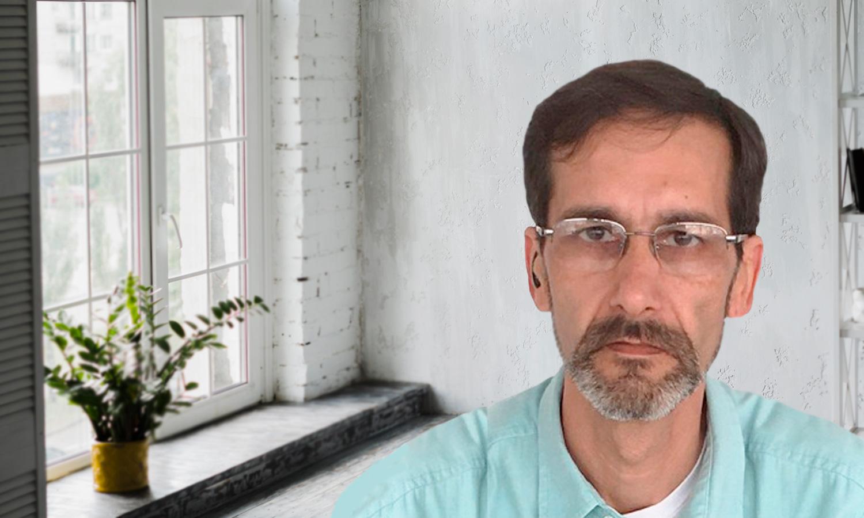 Professor Marcos Roberto Gouveia