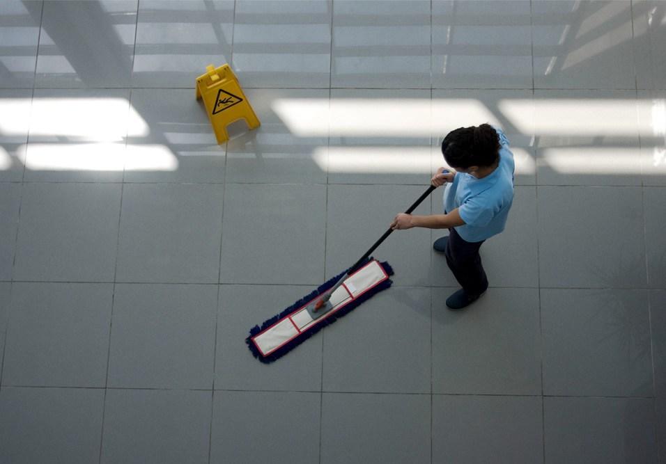 Roteiro de limpeza