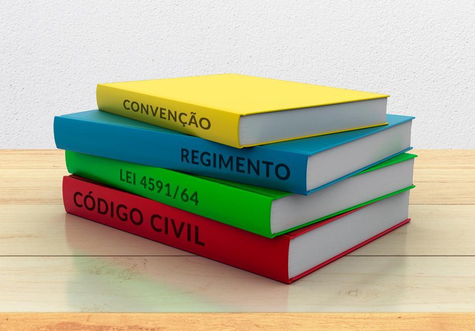 As leis e a gestão condominial