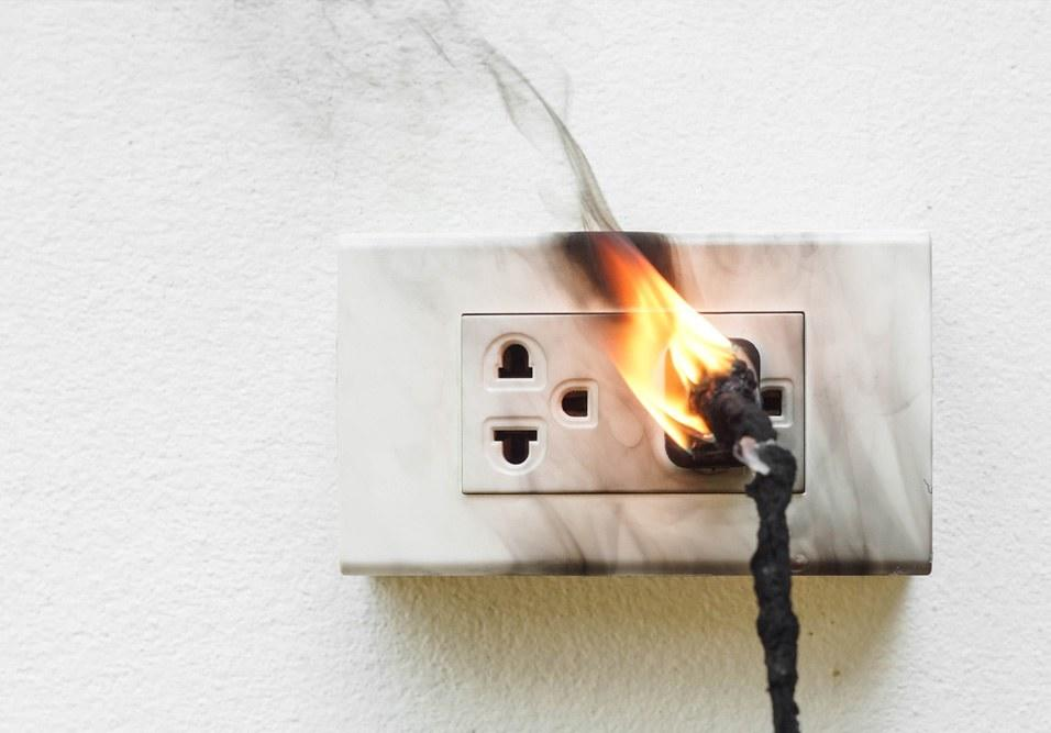 Contra incêndios