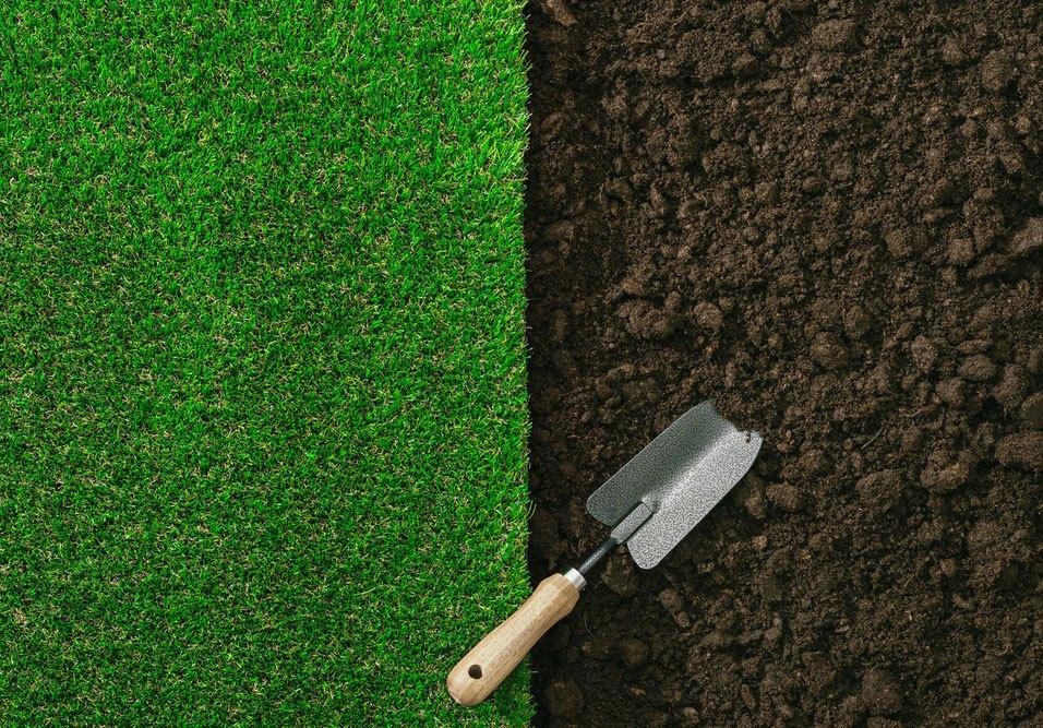 Manutenção do jardim