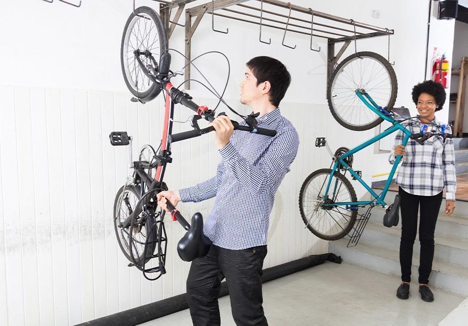 Bicicletários