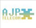 Logo da empresa AJP Telecom (sindiconet)