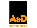 Logo da empresa A&D Serviços