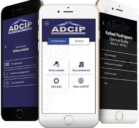 Foto - App Adcip - Disponível para Android, IOS e Microsoft