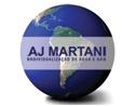 Logo da empresa AJMartani Individualização de Água e Gás