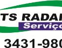 Logo da empresa ATS Radar Serv. e Dedetizadora