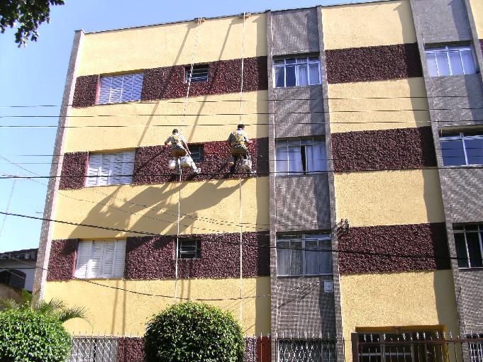 Foto - Pintura de Prédios - Residênciais