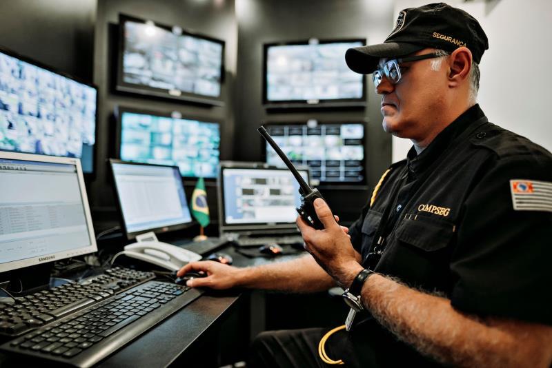 Foto - Operador de Monitoramento