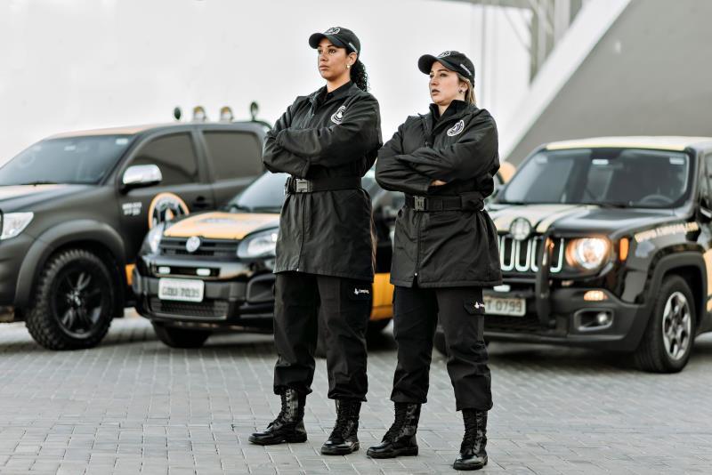 Foto - Vigilância Armada e Desarmada