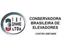 Logo da empresa Conservadora Brasileira de Elevadores ltda