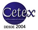Logo da empresa Cetex Telecomunicações