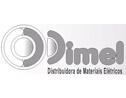 Logo da empresa Dimel - Distribuidor de Material Elétrico