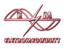Logo da empresa Eletromegawatt - Elétrica, Hidráulica e Reformas