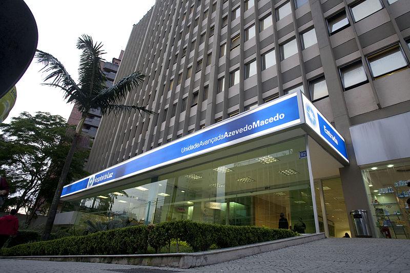 Foto - Impermeabilização do Hospital da Luz