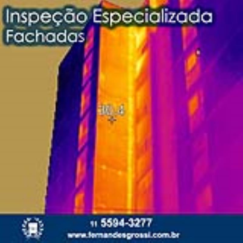 Foto - Inspeção Especializada de Fachada