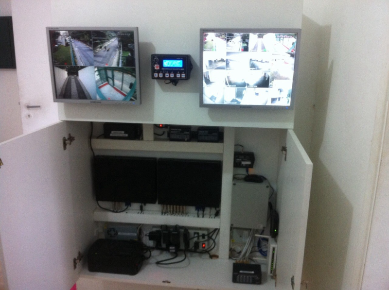 Foto - Primeiro projeto implantado em Setembro de 2014