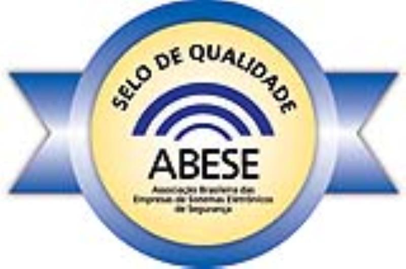Foto - Busque empresas CERTIFICADAS pelo Selo de Qualidade ABESE - Associação Brasileira das Empresas de Sistemas Eletrônicos de Segurança. NÃO JOGUE DINHEIRO FORA, faça com empresas certificadas e garanta a certeza de um bom projeto