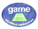 Logo da empresa Game Quadras
