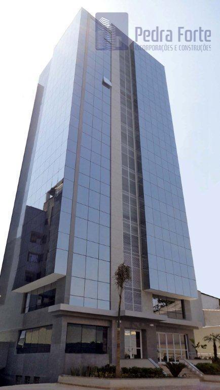 Foto - Habitacional - Comercial, 1 torre, 25 conjuntos