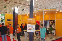 Foto - Demonstramos os nossos produtos na Feira Expo Síndico.