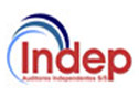 Logo da empresa Indep Auditores Independentes