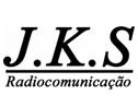 Logo da empresa J.K.S Radiocomunicação