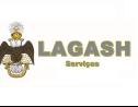 Logo da empresa Lagash Serviços