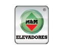 Logo da empresa M & M