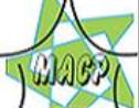 Logo da empresa MACP CONSULTORIA