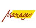 Logo da empresa Manager Administração de Condomínios