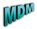 Logo da empresa MDM
